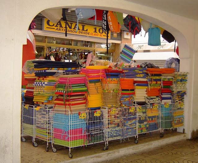 Fuengirola zakupy