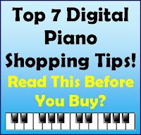Top 7 Digital Piano Shopping Tips