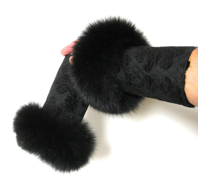 muffedisser, pels muffedisser, manchetter, håndledsvarmer, pulsvarmer, muffer, handsker