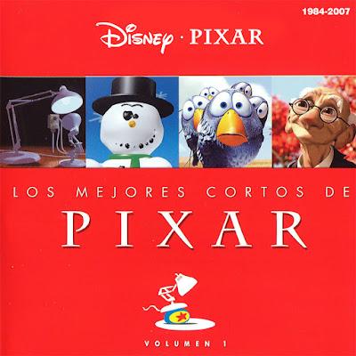 Los mejores cortos de PIXAR - Vol. 1 - [1984-2007]