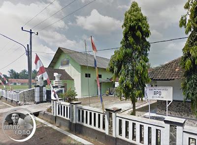FOTO 4 : Desa Kaliangsana, Kecamatan Kalijati.