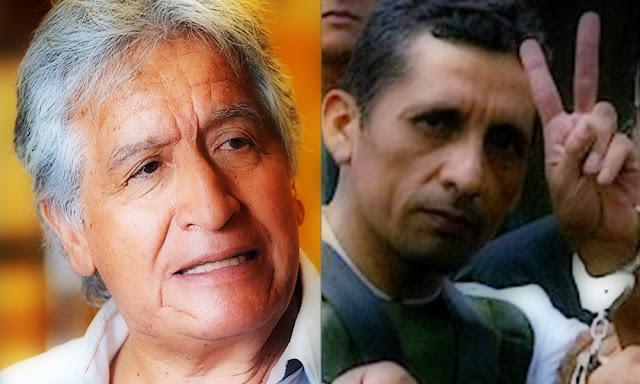 Virgilio Acuña y Antauro Humala