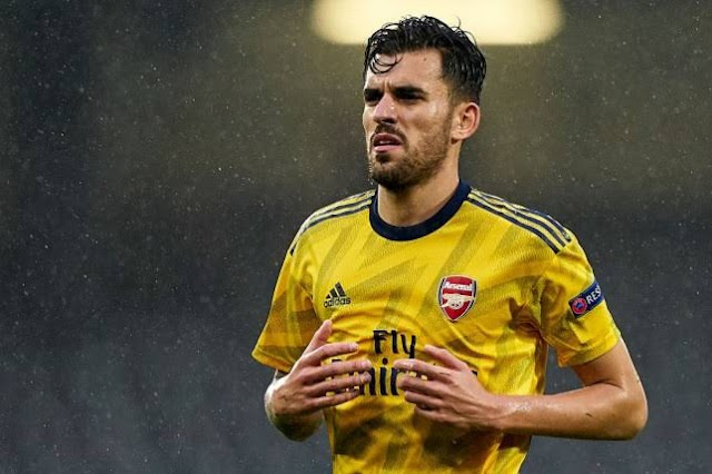 Blow for Arsenal as Ceballos Ruled Out of Leicester Clash