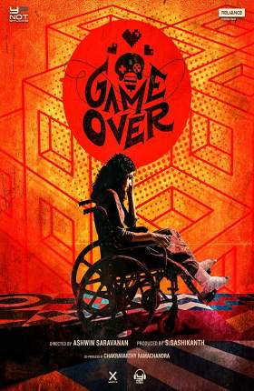 Game Over 2019 Hindi 750MB WEB-DL 720p