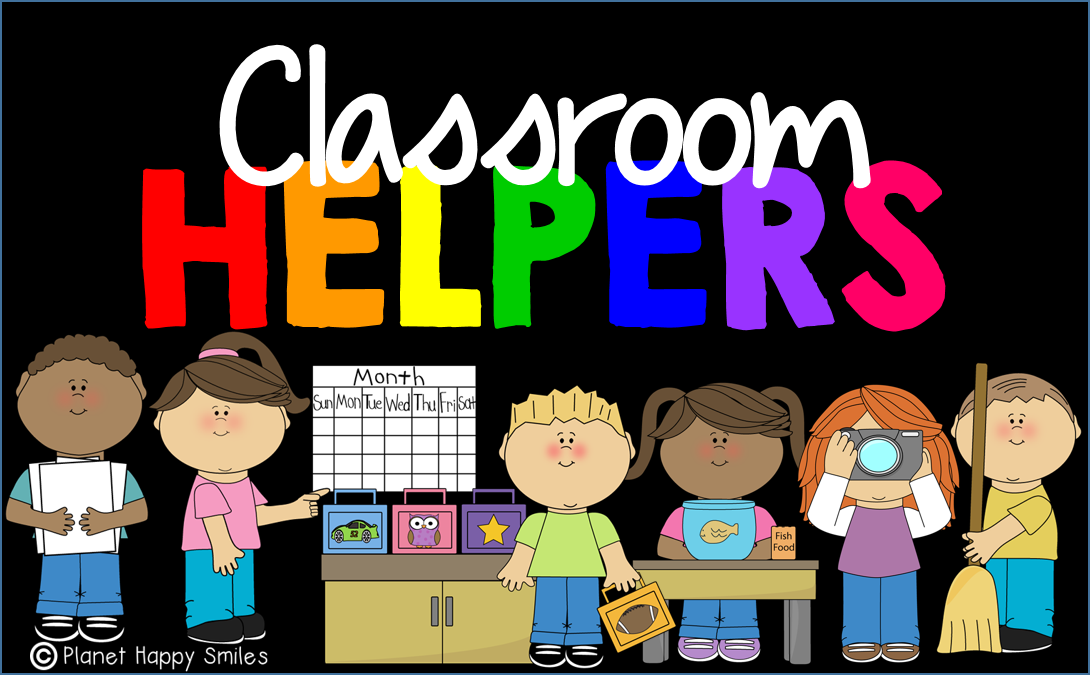 planet happy smiles students love classroom helpers jobs and you rh planethappysmiles com Class Jobs Clip Art classroom helper clipart free