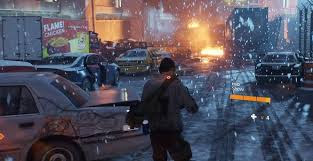 GAME AAA THE DIVISION