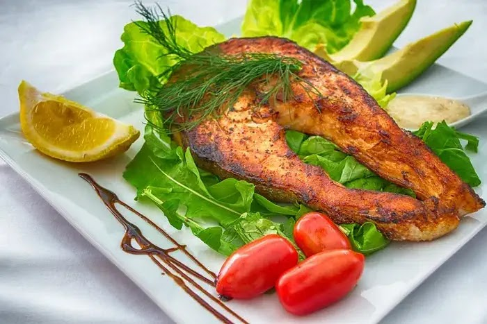 ikan jadi makanan yang mengandung banyak kolagen