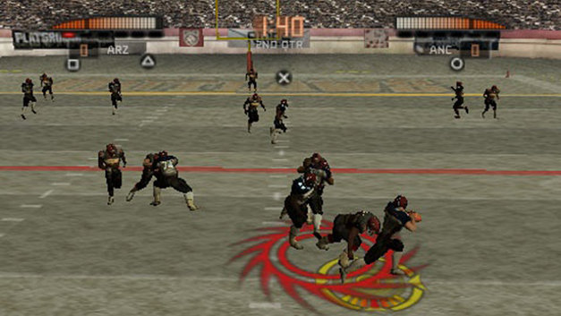 Blitz: Overtime screenshot 1