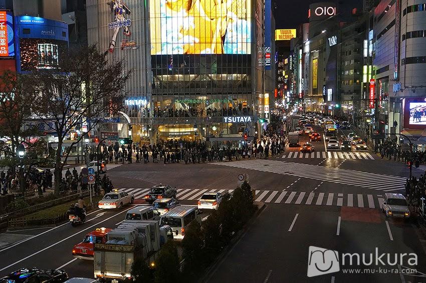 ชิบูย่า (Shibuya) โตเกียว
