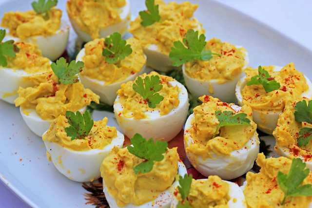 Αυγά Γεμιστά