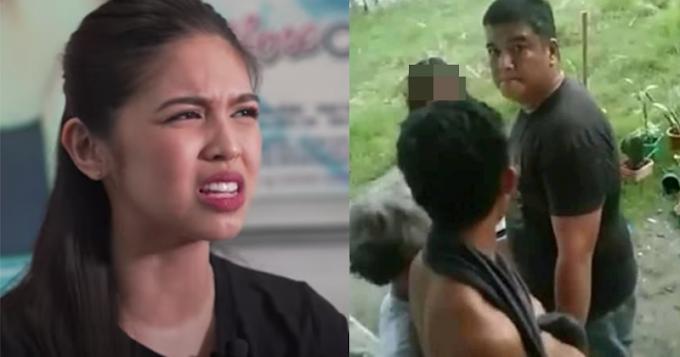 Maine Mendoza, hindi naiwasang makapagbitiw ng hindi magandang salita matapos mapanood ang viral video ng pulis na ito!