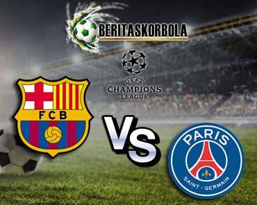 Prediksi Bola Barcelona vs PSG Liga Champions 17 Februari 2021