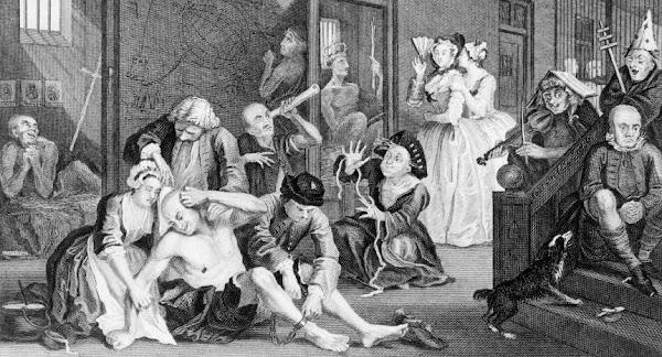 La locura en la historia de la humanidad |  por Friedrich Nietzsche