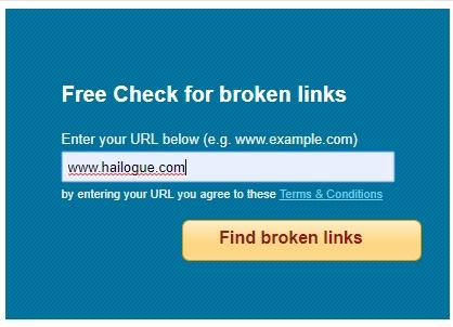 Cara Mudah Menghapus Broken Link Blog Menggunakan Brokenlinkcheck