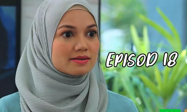 Drama Sabarlah Duhai Hati Episod 18 Full