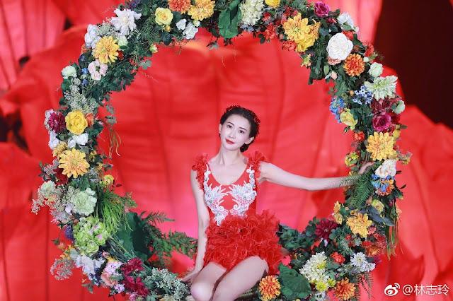 Lin Chi-ling Chunwan CCTV New Year Gala 2019