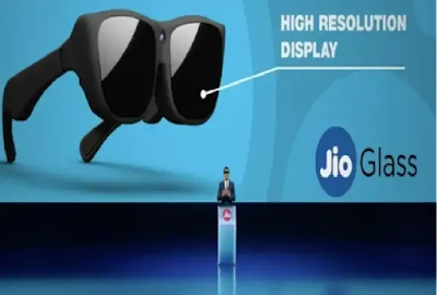 Jio Announces Jio Glass Mixed Reality Headset With Wireless Audio, 3D Holographic Video Calling