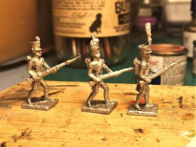 Lamming 20mm French Napoleonic Infantry