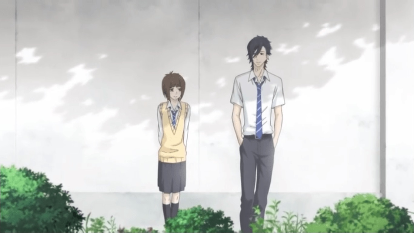 Sukitte Ii na yo wallpaper anime