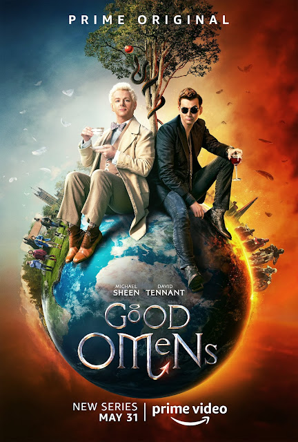 Good Omens (2019-) ταινιες online seires xrysoi greek subs