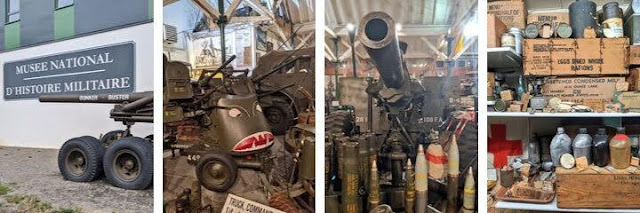 Making the most of a Luxembourg Card: National Museum of Military History
