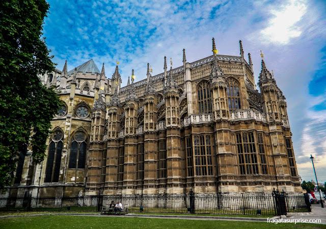 Abadia de Westminster, Londres