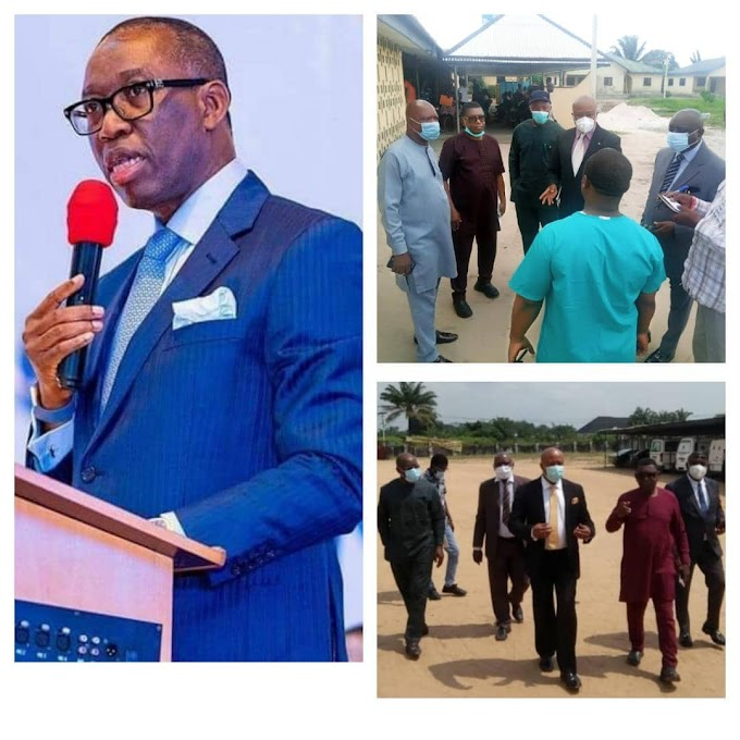 GOV. OKOWA'S HEALTH MONITORING AND EVALUATION MECHANISM NOVEL AND EFFECTIVE - DR. MICHAEL NWOKO