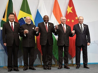 BRICS CGETI Meeting