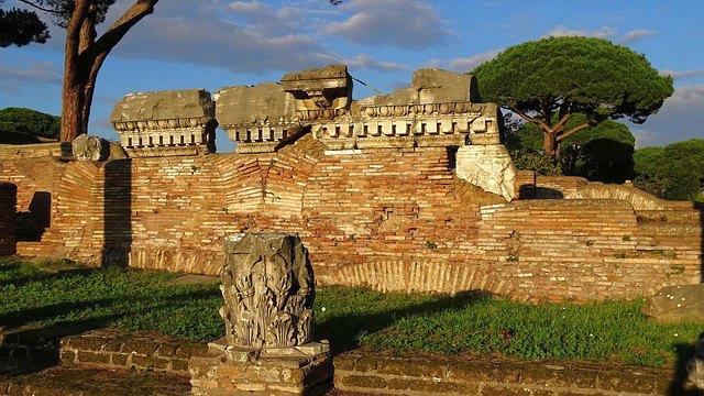 Ostia Antica, sito archeologico