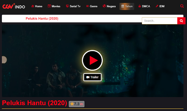 Nonton Film Pelukis Hantu (2020) Subtitle Indonesia Full Movie