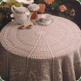 Mantel Mariposa a Crochet