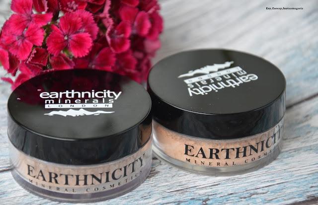 Makijaż mineralny z Earthnicity