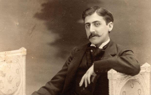 marcel proust mare scriitor freud cioran