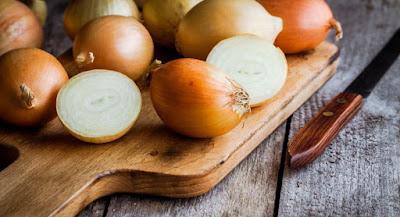 Como guardar a cebola?