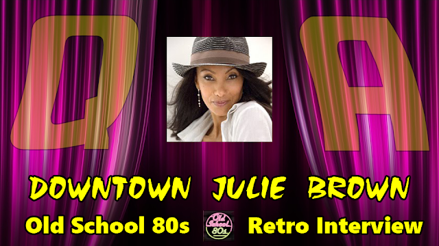 Interview with Downtown Julie Brown, Former MTV Host & VJ