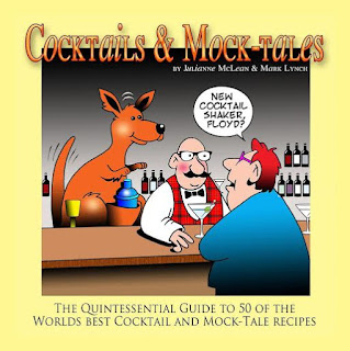 PUYB Spotlight & Guest Post: Cocktails & Mock-Tales by Julianne McLean and Mark Lynch