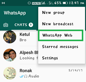Computer Par WhatsApp Kaise Chalaye - How To Use WhatsApp On PC