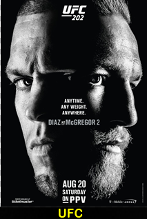 UFC 202 – Diaz vs. McGregor 2