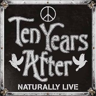 """Ο δίσκος των Ten Years After """"Naturally Live"""""""