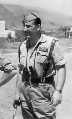 Enrique León Gallo, Jefe de la VI Bandera de la Legión.