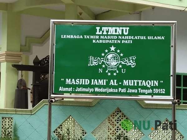 Masjid: Pusat Kegiatan NU