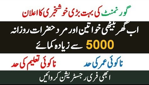 Govt Announced Free Course All Pakistan