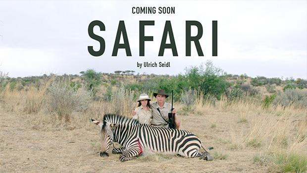 SAFARI - documental de Ulrich Seidl