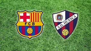 Уэска – Барселона смотреть онлайн бесплатно 13 апреля 2019 прямая трансляция в 17:15 МСК.
