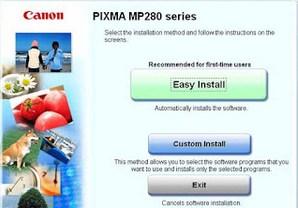 Cara install driver printer canon mp287