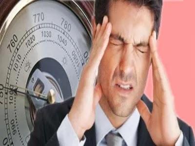 اعراض صداع الضغط الجوي وعلاجه