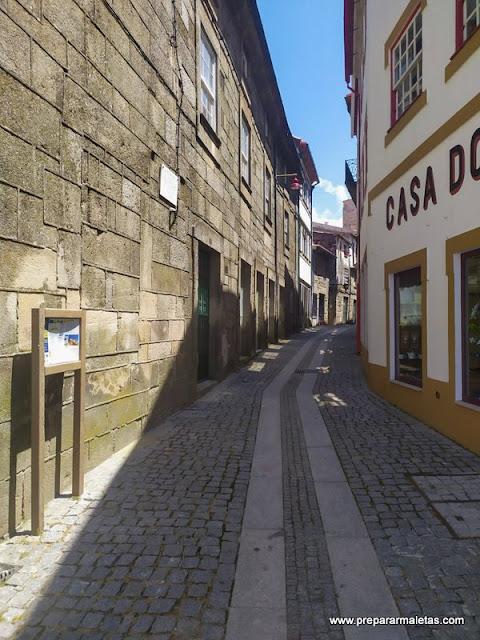 que ver en el casco antiguo de Guarda Portugal
