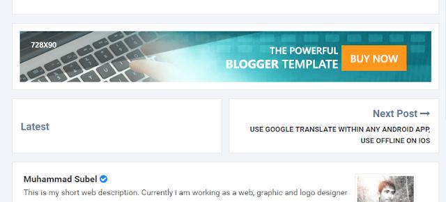 Easyblog - Documentation