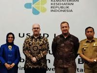 Alhamdulillah, USAID dan Forum CSR, Siap Danai Operasional Ambulance Laut Pangkep