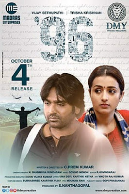96 (2019) Hindi Dubbed 720p HDRip 950mb